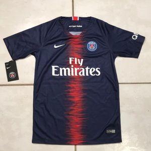 NIKE Paris Saint Germain 2018 Jersey Youth Large